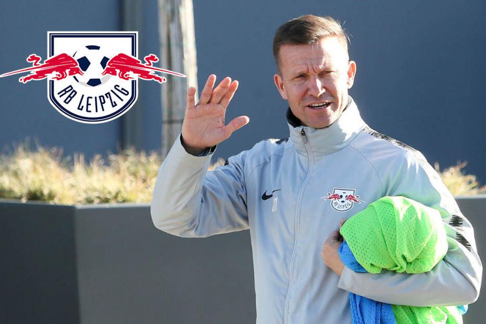 RB Leipzigs Co-Trainer Jesse Marsch heuert in Salzburg an