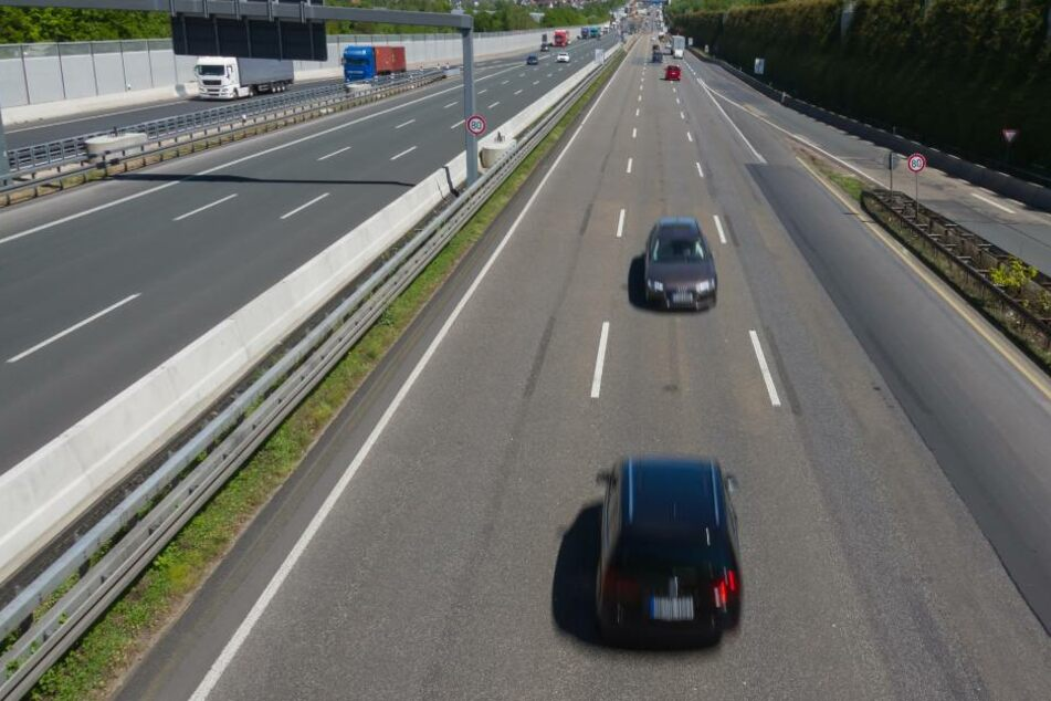 Geisterfahrt auf Autobahn endet für Rentner erst nach zehn Kilometern