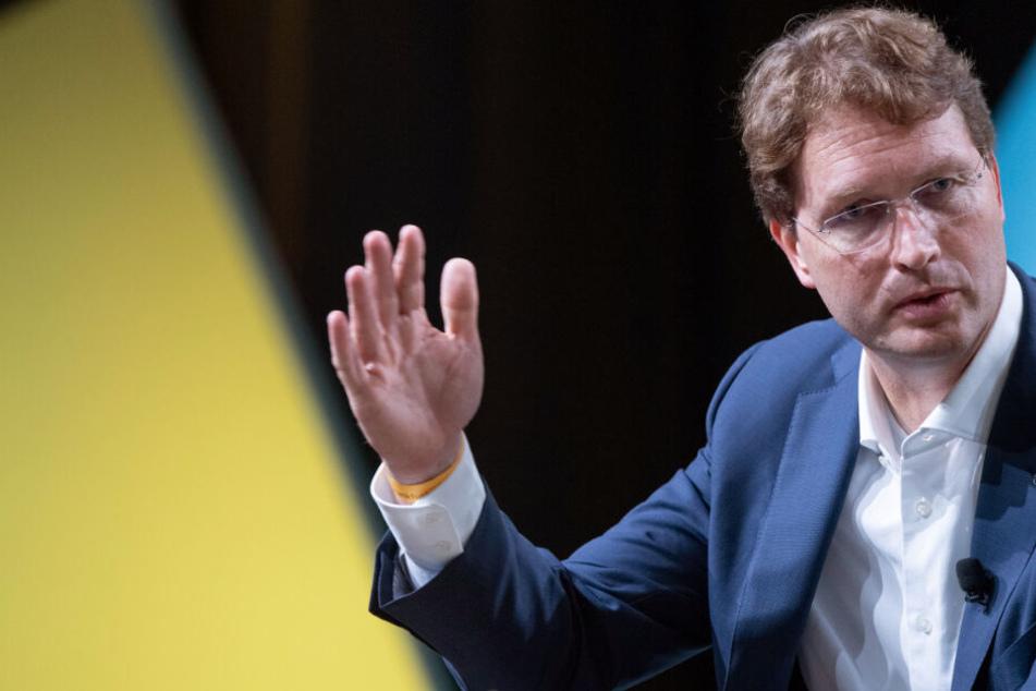 Daimler-Vorstandschef Ola Källenius.