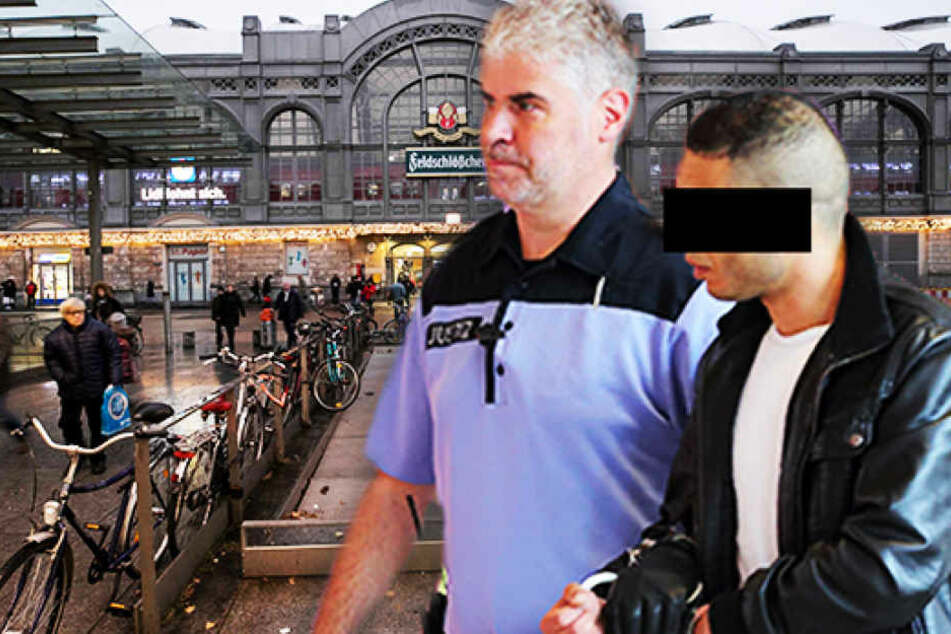 Tränen vor Gericht: Hauptbahnhof-Dealer wandert in den Knast