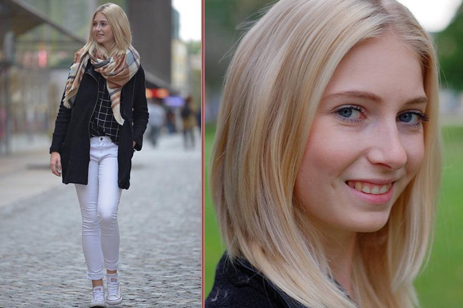 """Wird sie das neue Werbegesicht von """"Ernsting's Family""""? Pauline Busch (18)  hat's unter die besten Zehn geschafft."""