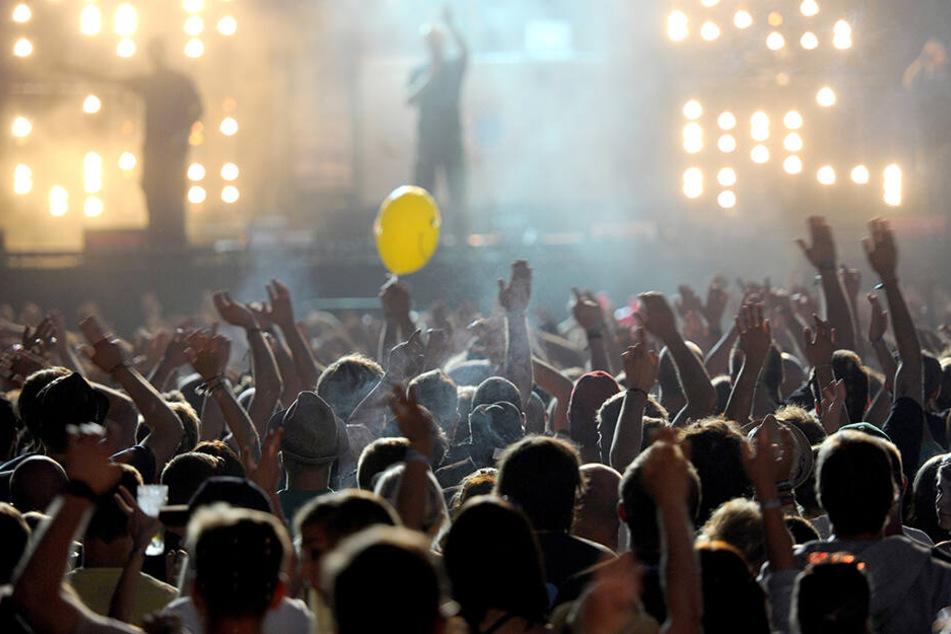 Vom 16. bis 18. August findet das Highfield Festival am Störmthaler See in Großpösna bei Leipzig statt.