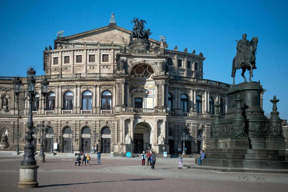 In der Dresdner Semperoper findet die Veranstaltung jedes Jahr statt.