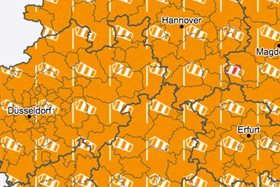 Ostwestfalen-Lippe und das Münsterland sollen den größten Teil abbekommen.