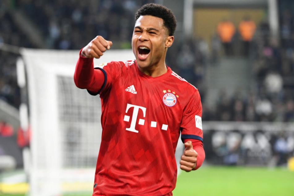 Serge Gnabry hat es geschafft: Der Youngster spielt beim FC Bayern München - und überzeugt.