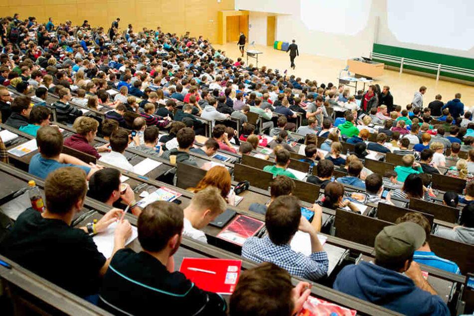 Besonders Studenten kommen gern in den Freistaat.
