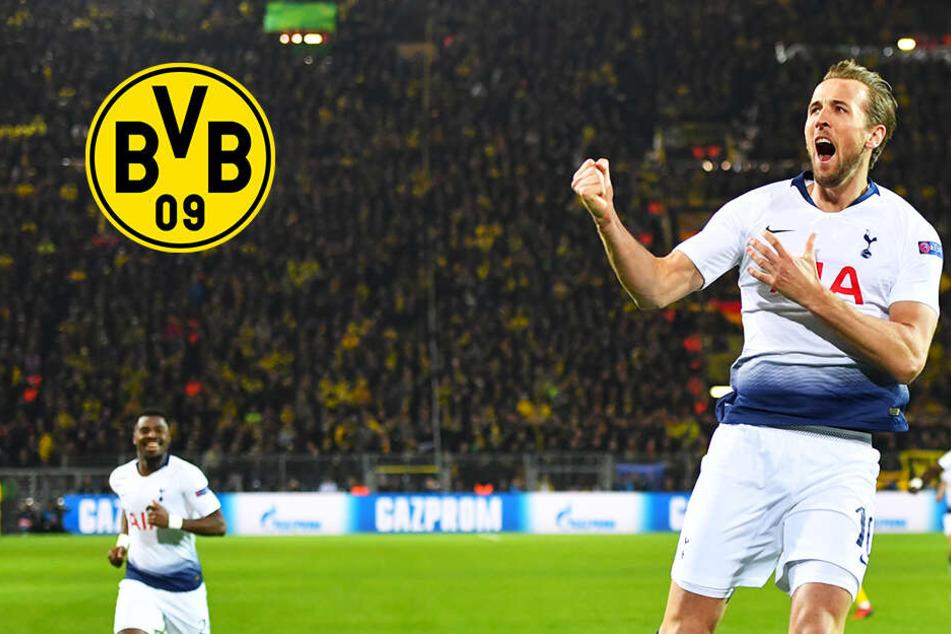 Ganz bitter: Borussia Dortmund scheidet gegen Tottenham aus!
