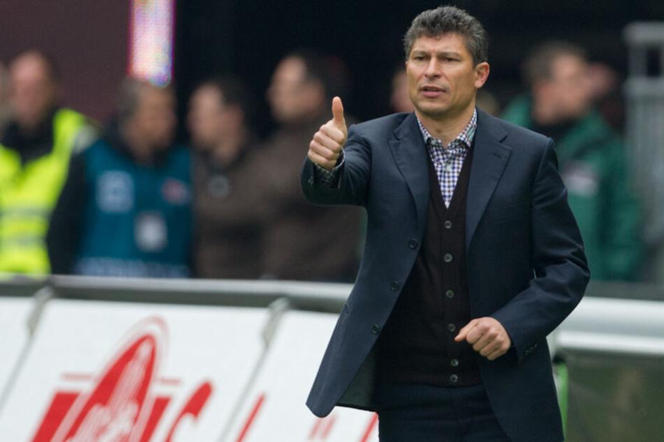 Bulgariens Nationaltrainer Krassimir Balakow tritt zurück