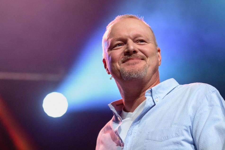 Stefan Raab - Entertainer gibt Comeback mit Bühnen-Show