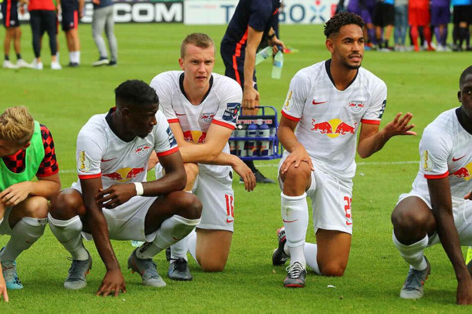 Timo Werner, Nordi Mukiele, Lukas Klostermann, Matheus Cunha, Ibrahima Konaté und Co. setzten sich knapp, aber keinesfalls unverdient mit 3:2 in Osnabrück durch.