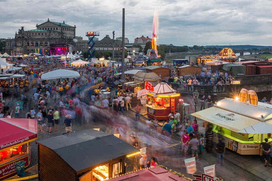 Das Stadtfest zieht jährlich Tausende Besucher an.