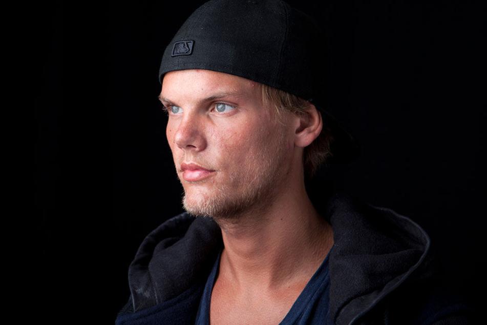 Der schwedische Künsterl Avicii (Tim Bergling mit bürgerlichem Namen) wurde nur 28 Jahre alt.