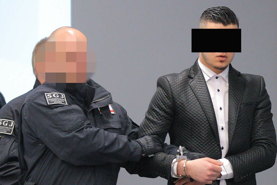 Chemnitz: Kurz vor Urteil im Messerstecher-Prozess: Alaa S. beteuert Unschuld
