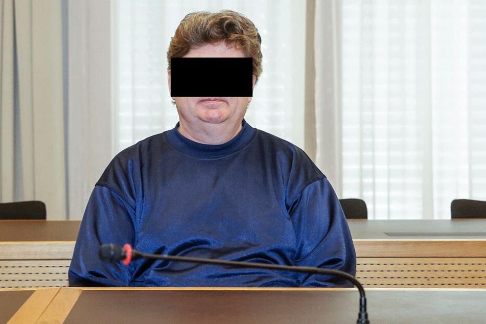 Maschinenführer Michael B. (49) überfiel auf einer Reise die Deutsche Bank.