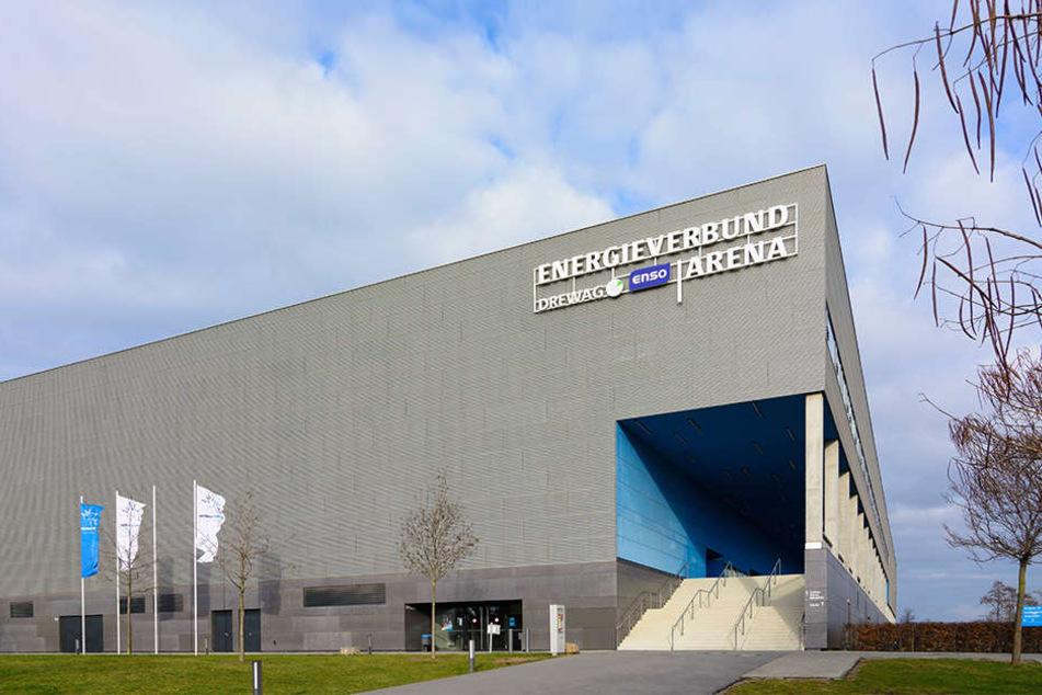 Wegen ungesicherter Finanzen musste die Tour abgebrochen werden, bevor sie die Energie-Verbund-Arena Dresden erreichte.