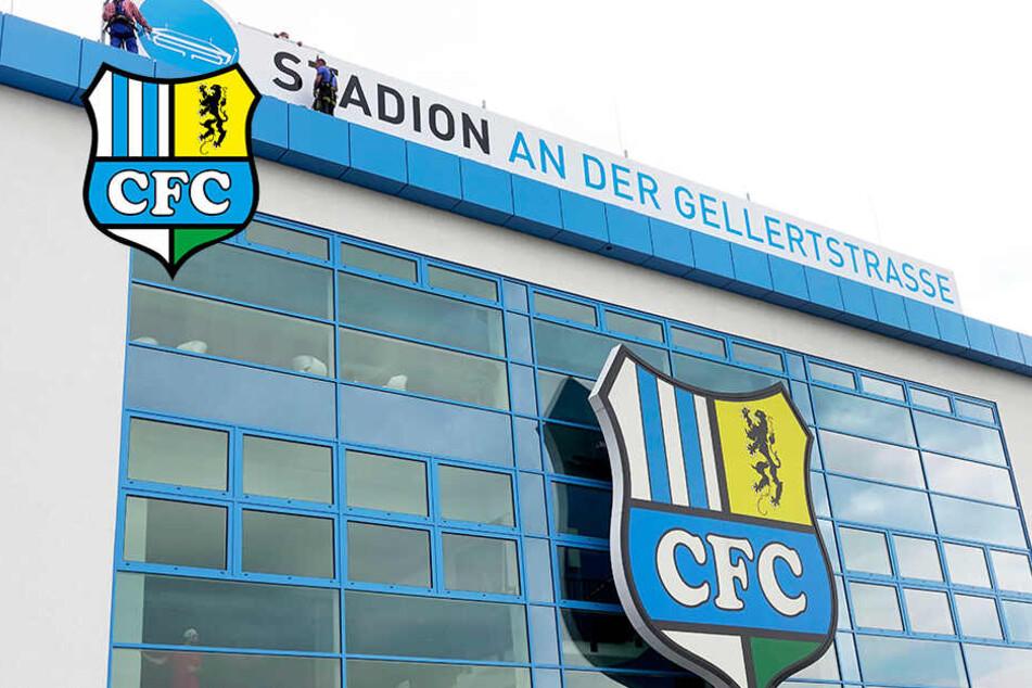 Endlich! CFC-Stadion hat wieder einen Namen