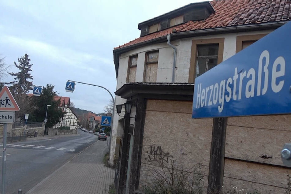 Der tödliche Streit hat sich in der Herzogstraße in Blankenburg im Harz ereignet.