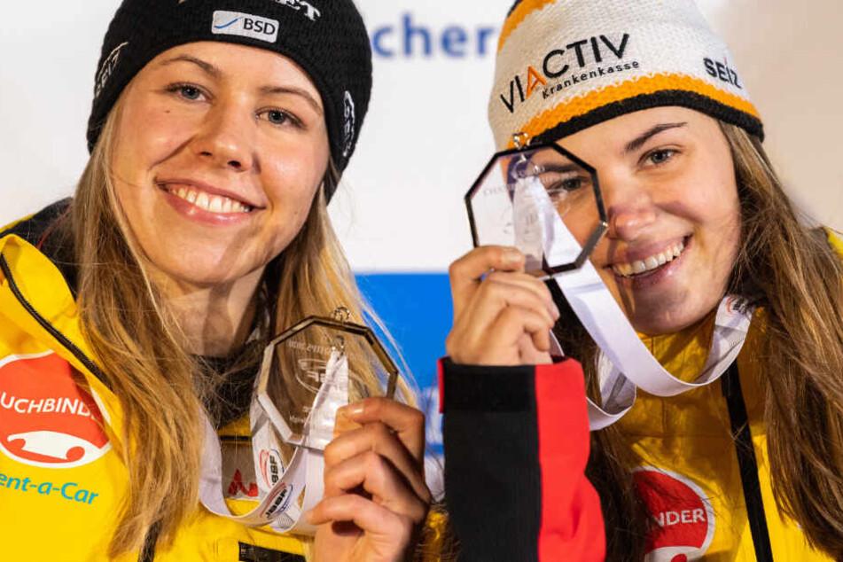 Bob-WM: Kim Kalicki holt die Kohlen aus dem Feuer