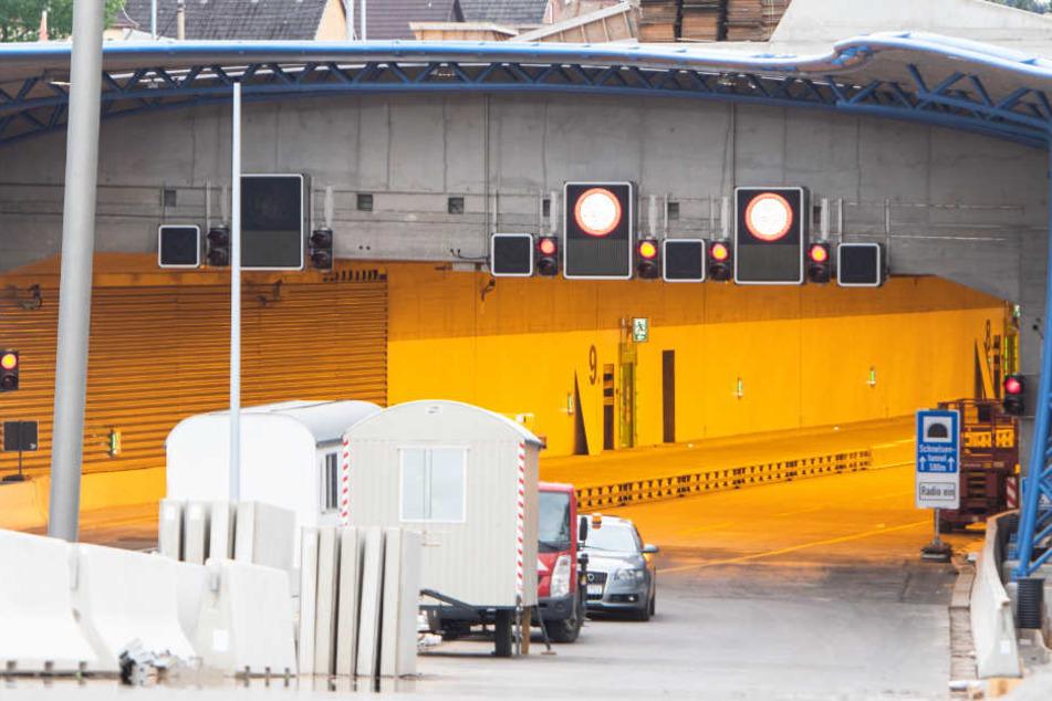 Endlich Ruhe: Neuer A7-Lärmschutzdeckel wird bald eröffnet