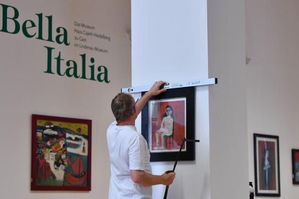 Es waren fünf italienische Tafelbilder, welche vor 50 Jahren in Altenburg gestohlen wurden. Die Täter sind bis heute nicht ermittelt.