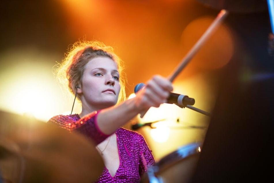 """Die Chemnitzer Indie-Band """"Blond"""" wird am 6. Februar mit nach Brüssel reisen."""