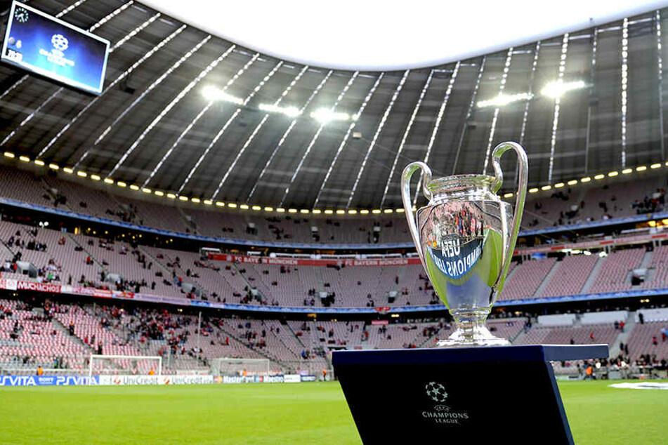 Der Henkelpott - die Champions-League-Trophäe - bleibt das Objekt der Begierde.