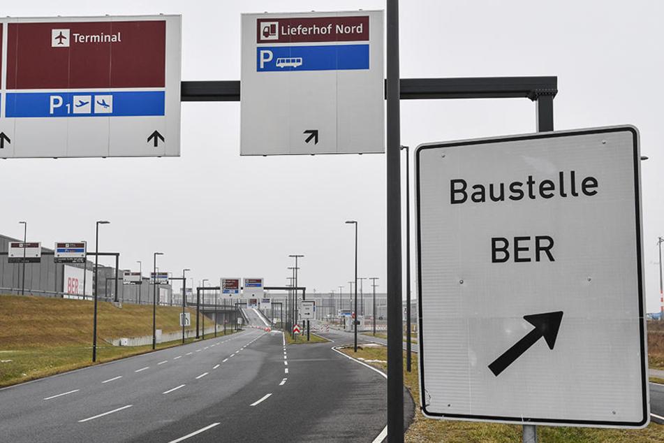 """Von wegen """"fast fertig"""": Wird BER auch 2018 nicht eröffnen?"""