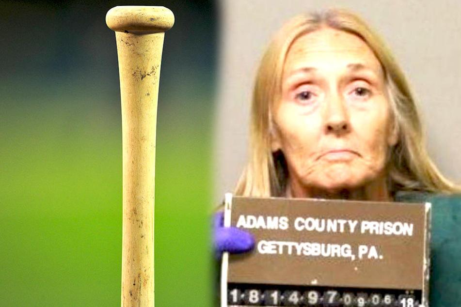 Deborah Ann Stephens brachte den eigenen Ehemann mit einem Baseballschläger um.