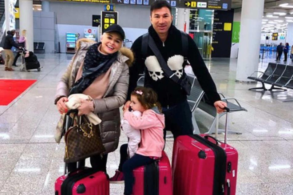 So feiert Daniela Katzenberger mit ihrer Familie Weihnachten