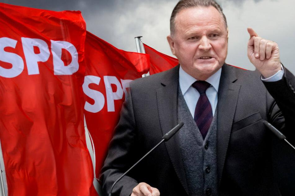 Bei Antisemitismus-Debatte: Berliner AfD-Chef vergleicht SPD mit NSDAP