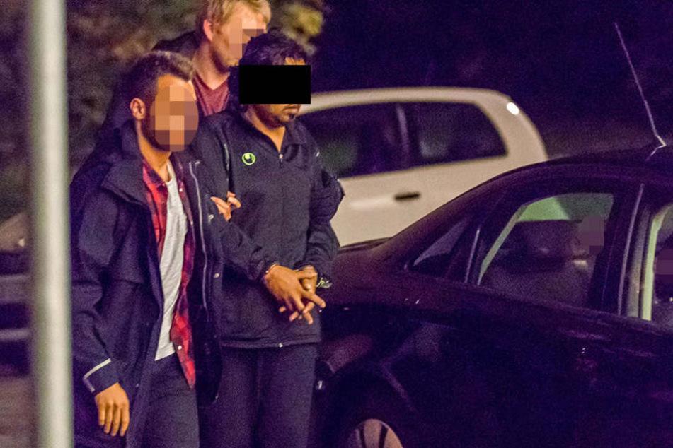 Am 9.10. wurde der verdächtige Khalil A. dem Haftrichter vorgeführt.