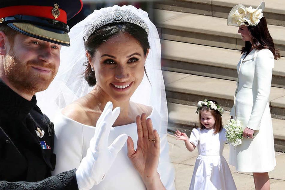 Mit diesem Kleid leistete sich Herzogin Kate einen echten Fauxpas