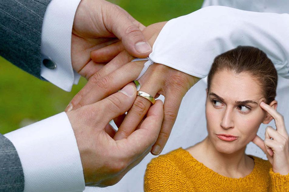 Die Leipziger sind zunehmend gefrustet von langen Wartezeiten, wenn es um die Ehe geht. (Symbolbild)