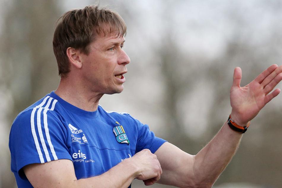 Hat in Mainz ein gutes Händchen bewiesen: CFC-Trainer Sven Köhler.