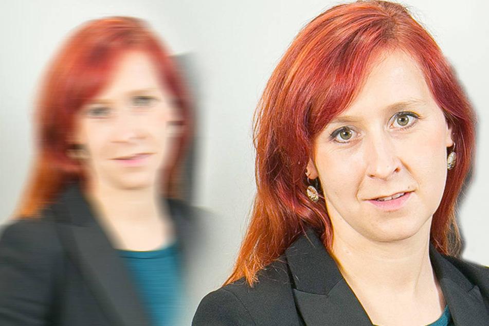 Grünen-Fraktions-Vize Franziska Schubert (36) vermisst einen Plan hinter den Ausgaben für die Kampagne.