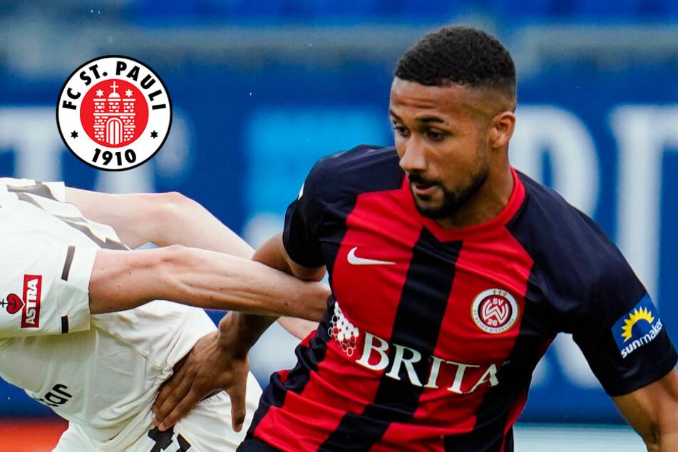 FC St. Pauli verpflichtet Wiesbadens Daniel-Kofi Kyereh