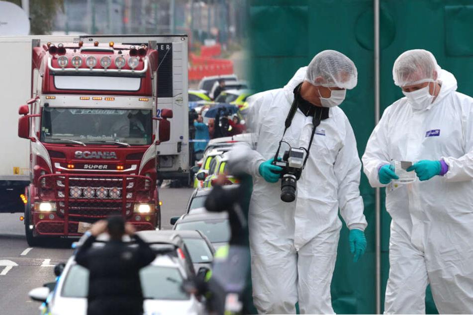 Neue Details nach Horror-Leichenfund in England