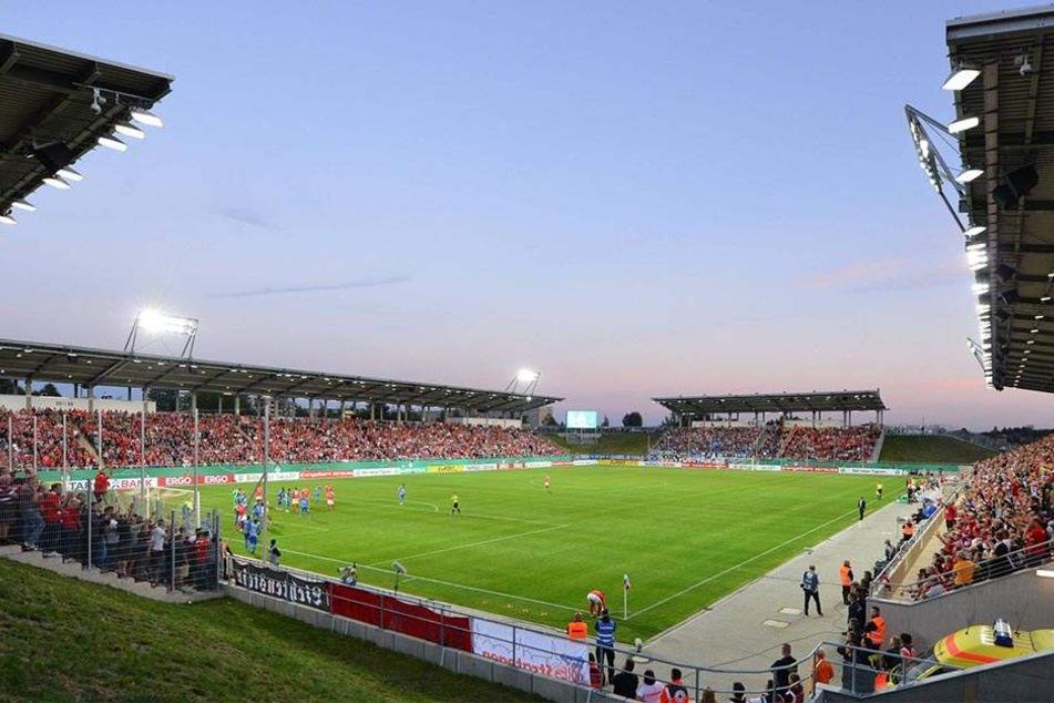 Beim Westsachsenderby wird das Zwickauer Stadion rappelvoll sein - und die Stimmung gigantisch.