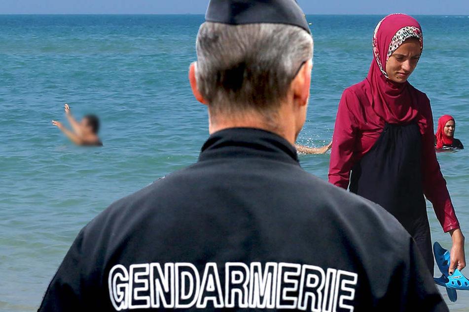 Wieder Ärger um Burkinis. Frauen vorläufig festgenommen