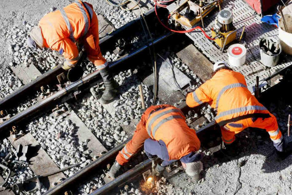 In den Herbstferien wird die Deutsche Bahn in NRW wieder zahlreiche Bauarbeiten durchführen.