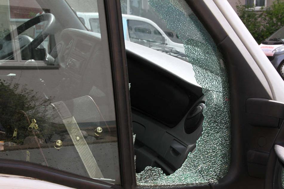 In der Innenstadt und auf dem Kappellenberg wurden schon wieder Autos aufgebrochen.