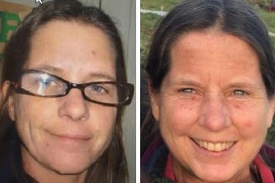 Mit diesen Fotos suchte die Polizei nach der vermissten Susan Lundy.