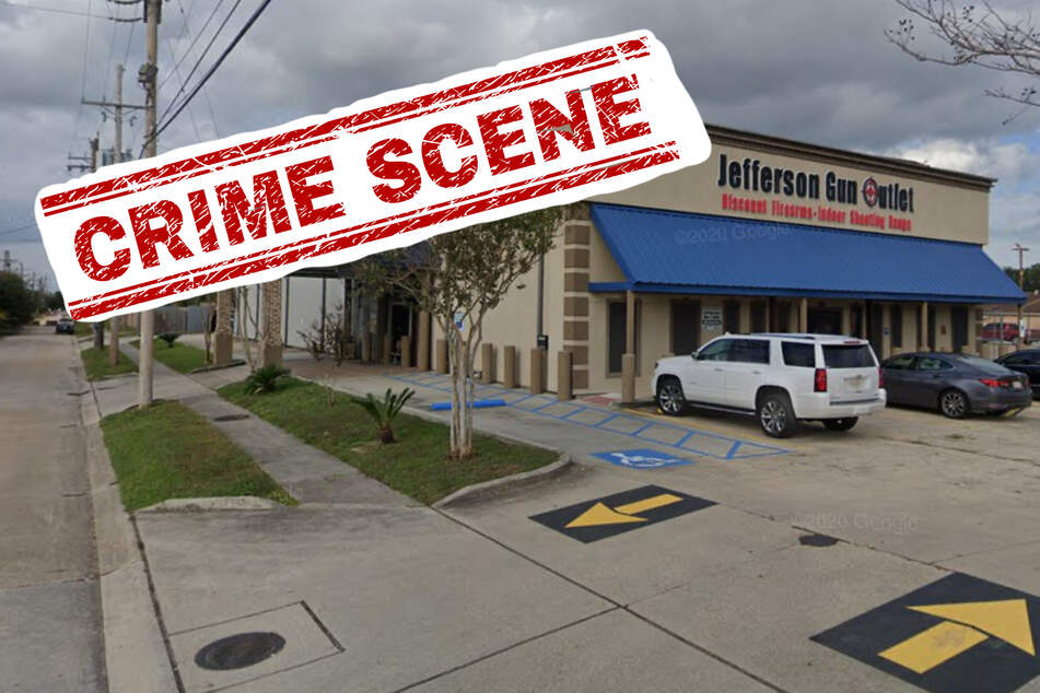 Three people killed in shooting at Louisiana gun store