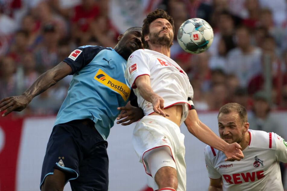 Im Hinspiel unterlag Köln Mönchengladbach 0:1.