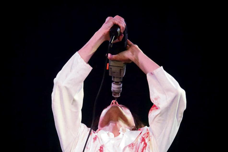 Der Horror Circus lehrt Chemnitz noch bis zum 5. August das Fürchten.