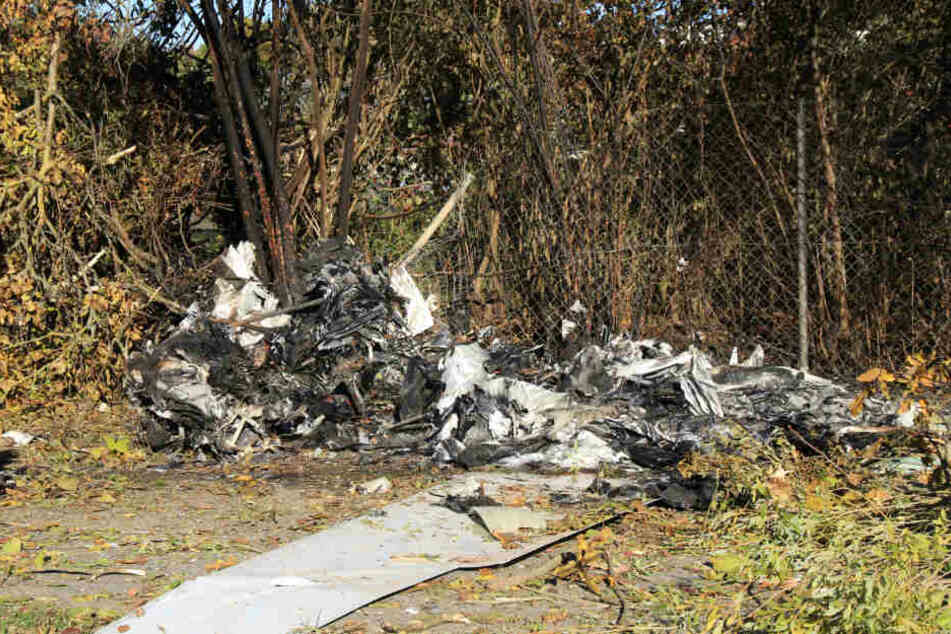 Nach Flugzeugabsturz Neue Details Zu Totem Piloten