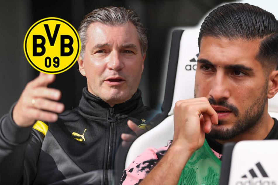 BVB und Emre Can immer heißer: Klub arbeitet mit Hochdruck an Verpflichtung!