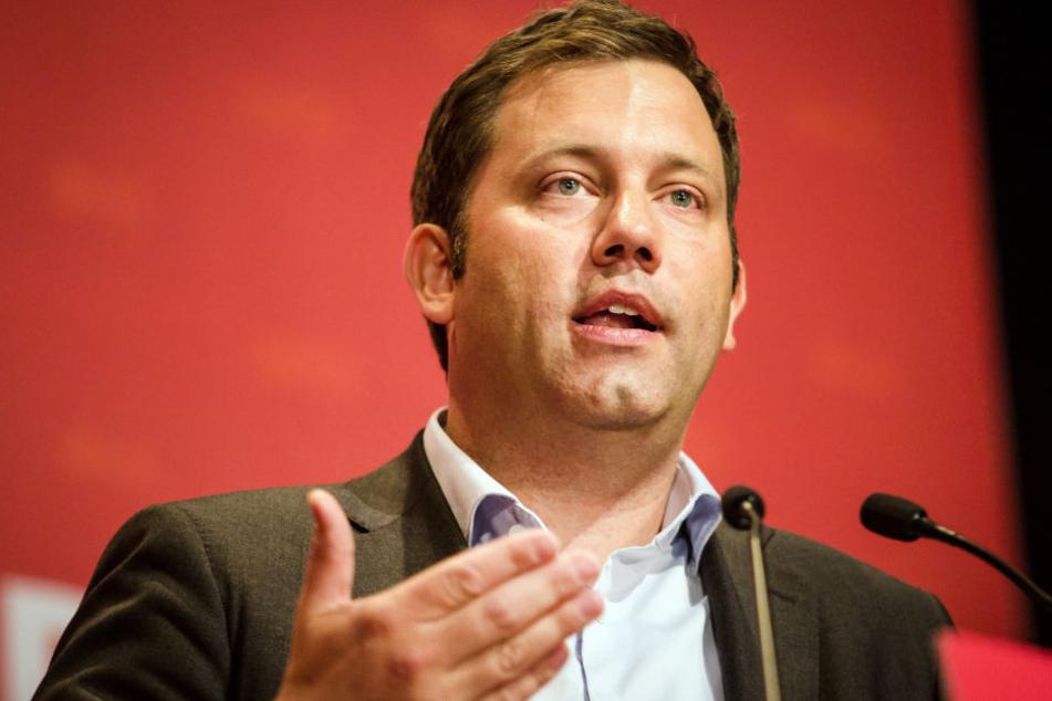 SPD-Generalsekretär Lars Klingbeil (40).