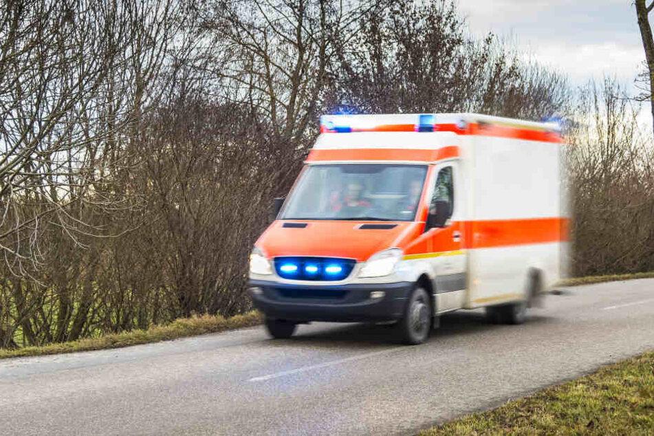 Die Rettungskräfte konnten den 27-Jährigen nicht mehr retten (Symbolbild).