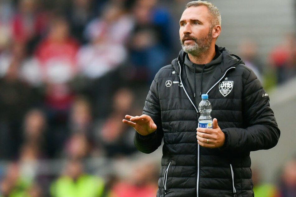 Will versuchen, sich im Derby nur auf das Wesentliche zu konzentrieren: VfB-Trainer Tim Walter.